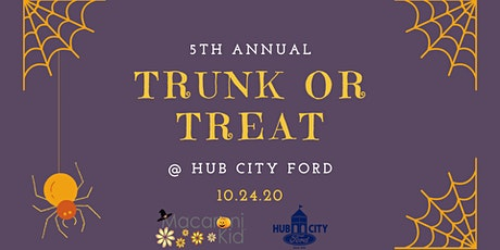 5th Annual Trunk or Treat at Hub City Ford tickets