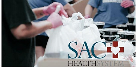 SAC Health System Food Drive Thru tickets