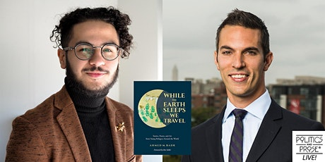 P&P Live! Ahmed M Badr | WHILE THE EARTH SLEEPS WE TRAVEL with Ari Shapiro tickets