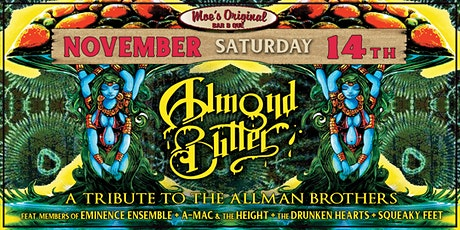 Almond Butter - A Tribute To The Allman Brothers tickets