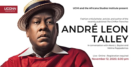 André Leon Talley tickets