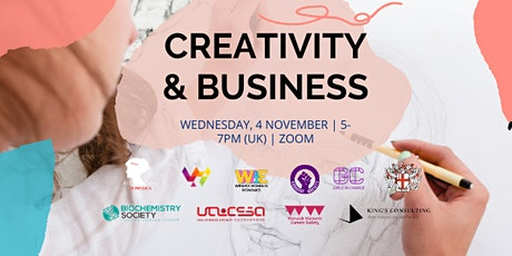Creativity & Business with Girls in Charge