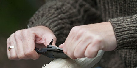 Spoon carving at Bradfield Woods EOC 2806 tickets