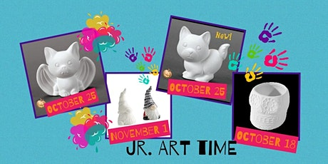 JR. Kids Art Class ages 6 and up tickets