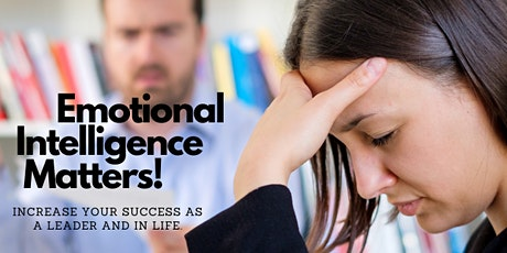 Emotional Intelligence matters! Learn the impact on your success. tickets