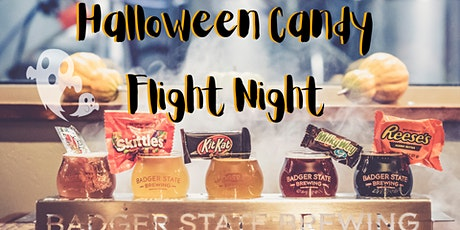Halloween Candy & Beer  Flights tickets
