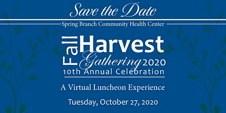 Annual Fall Harvest Gathering tickets