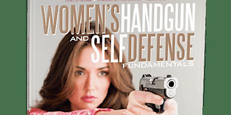 Women's Handgun & Self Defense In Person or Zoom tickets