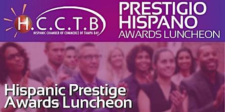 "October Luncheon - ""Prestigio Hispano"" tickets"