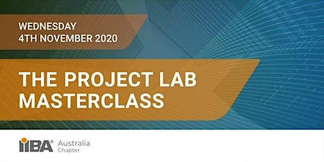 The Project Lab Masterclass: Shapeshifter BA in a Digital Product World tickets