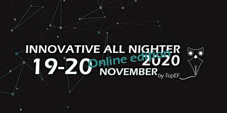 Innovative Allnighter 2020 tickets
