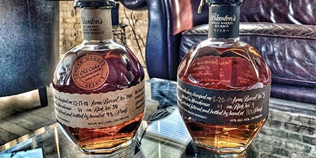 Bourbon Networkers  Blanton's Black Dinner at The Terrace at Aman's tickets