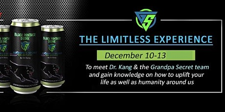 The Limitless Experience tickets