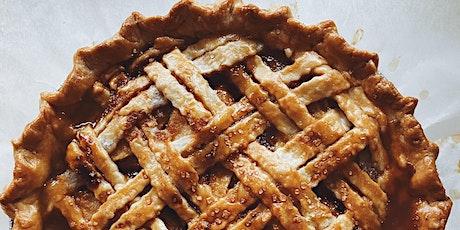 Online Baking Workshop: Caramel Apple Pie From Scratch! tickets