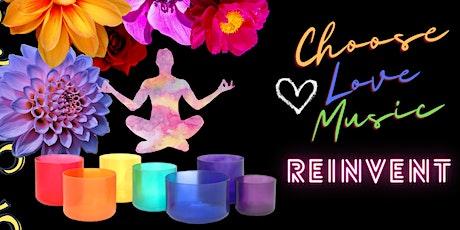 CLM Reinvent: Chakra Healing tickets