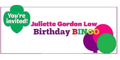 Juliette Gordon Low Birthday Bingo! tickets