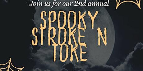Spooky Stoke N Toke tickets
