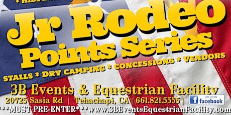 Jr Rodeo Summer Series tickets