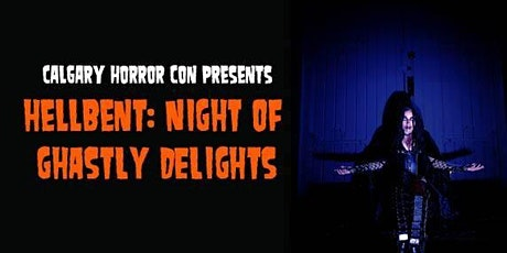 Hell Bent's Night of Ghastly Delights with Music by CBC's Big Ugly Jim tickets