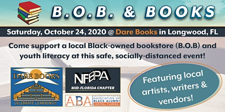 B.O.B & Books tickets