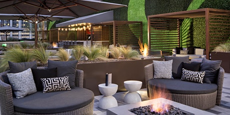 Saturday Live Music & Happy Hour at Edge Rooftop + Bar tickets