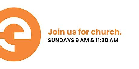 Eastside Church Sunday Service tickets