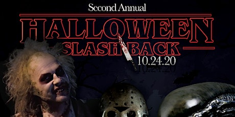2nd Annual Halloween Party:  80's Slash Back Event tickets