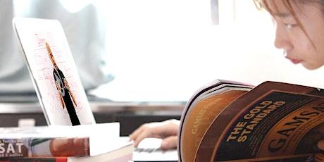 GAMSAT Online Tutorial: Creating An Efficient Study Plan tickets