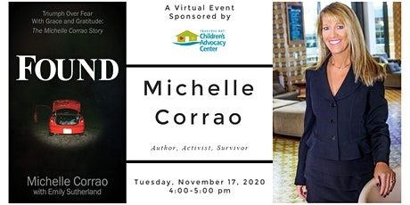 "Let's Talk! Resilience with Michelle Corrao, Author of ""FOUND"" tickets"