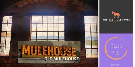 All treats, no tricks..Yoga & cocktail/ coffee @ Old Mulehouse tickets