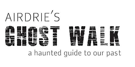 Airdrie Ghost Walk 2020 tickets