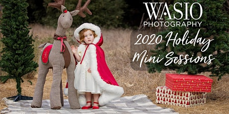 2020 Holiday Family Photography Mini Sessions - San Diego tickets