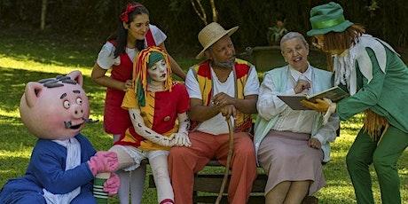 Sítio do Picapau Amarelo está reaberto com nova proposta para famílias ingressos