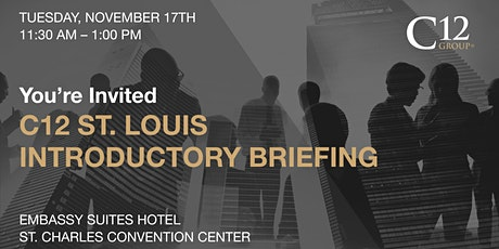 C12 St. Louis Introductory Briefing Event tickets