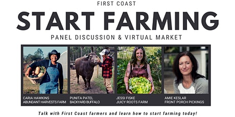 Start Farming: Panel Discussion and Virtual Market tickets