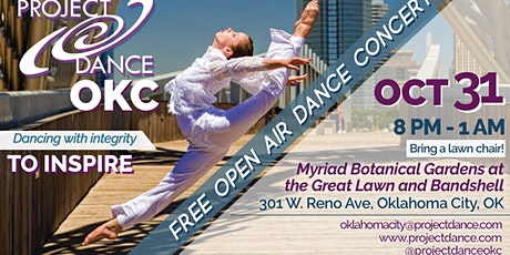 Free Open Air Dance Concert in Downtown OKC tickets