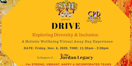 DRIVE . . . A Virtual Holistic Wellbeing Experience tickets