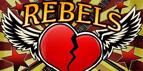 Rebels - Boston's premier Tom Petty Tribute Band tickets