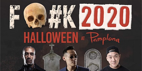 Pamplona's F*2020 Halloween tickets