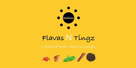 BelizeNCrystal Presents: Flavas N Tingz Launch Party tickets