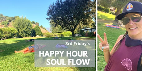Happy Hour Yoga on the Lawn at Lazy H Ranch tickets