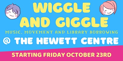 Wiggle and Giggle @ The Hewett Centre by The Light Regional Council Library