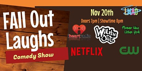 LMAO FALL OUT LAUGHS COMEDY SHOW tickets