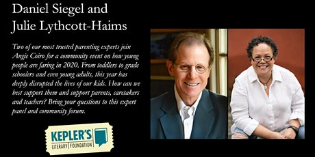 Daniel Siegel and Julie Lythcott-Haims tickets