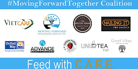 Operation #MovingForwardTogether Food Distribution VOLUNTEER SIGN-UP tickets