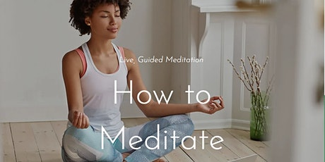How To Meditate: Meditation Q&A tickets
