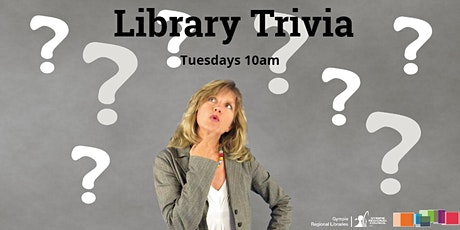 Gympie Library Trivia tickets