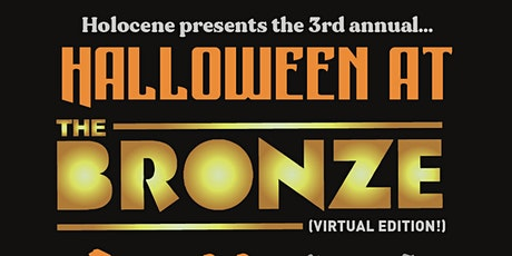 Halloween at the Bronze: Buffy the Vampire Slayer VIRTUAL Tribute Event tickets