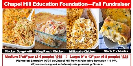 CHEF- Fall Fundraiser 2020 tickets