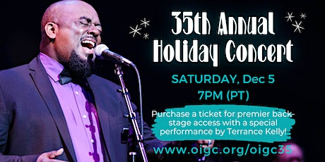 "12/5: 35th Annual Holiday Concert - ""The New Main  tickets"